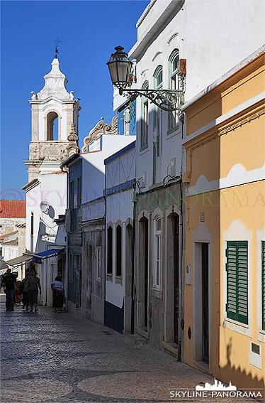 Portugal Algarve Altstadt