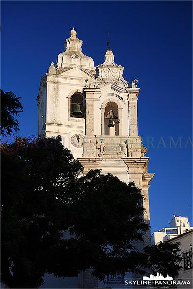 Portugal Algarve - Antoniuskirche Kirche