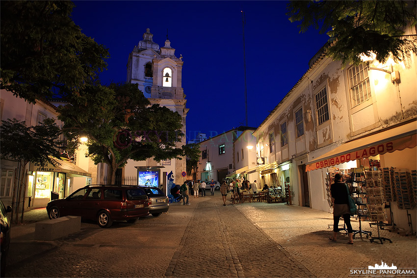 Portugal Algarve Antoniuskirche Kirche