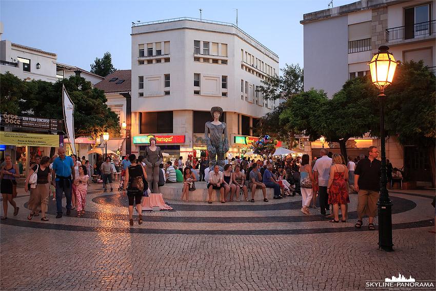 Portugal Algarve Lagos König João Sebastião