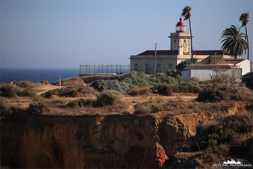 Portugal Algarve Leuchtturm Lagos