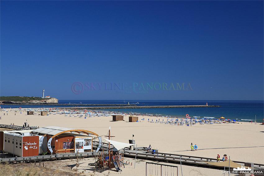 Portugal Algarve Strand Portimao