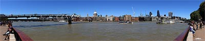 Panorama City of London