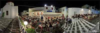 Restaurants in Mykonos
