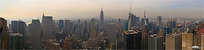 Skyline New York und Empire State Building