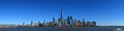 Skyline Lower Manhattan