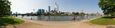 Frankfurt Mainufer