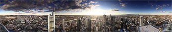 360 Grad Maintower Aussicht