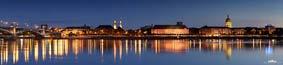 Ansicht der Stadt Mainz