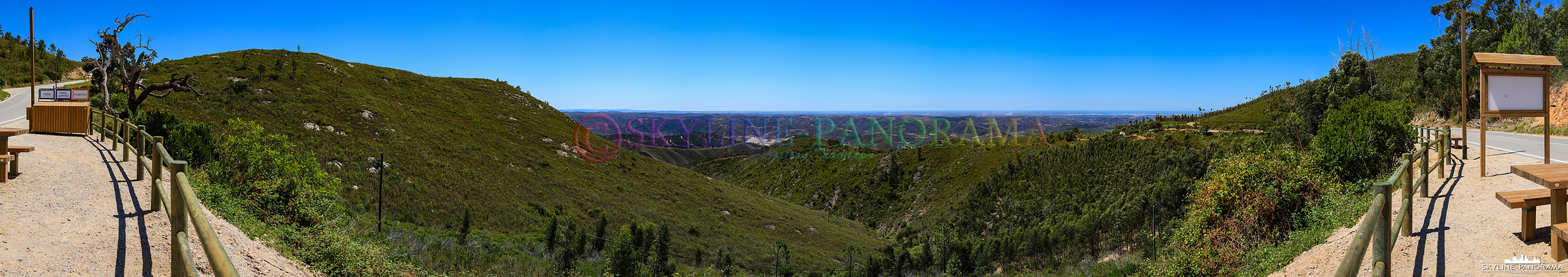 Monchiquegebirge Portugal