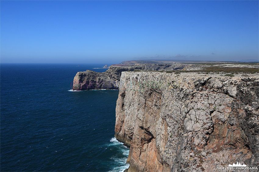 Portugal Algarve suedwestlichste Punkt Europas