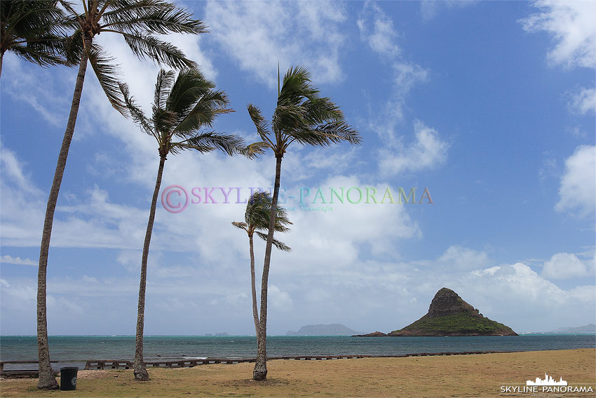Hawaii Kualona Beach auf oahu