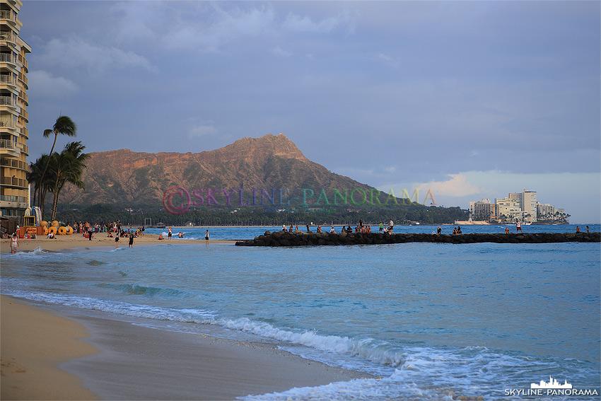 hawaii Diamond Head