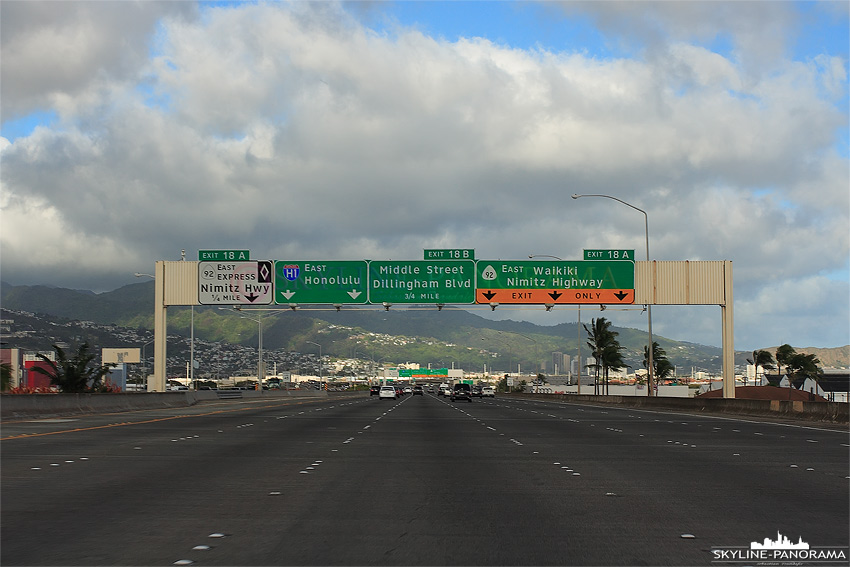 Highway Honolulu