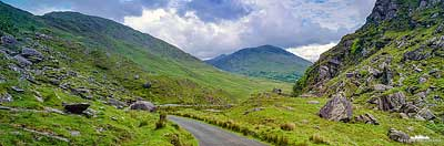 Ballaghbeama Gap - Highlands of Kerry