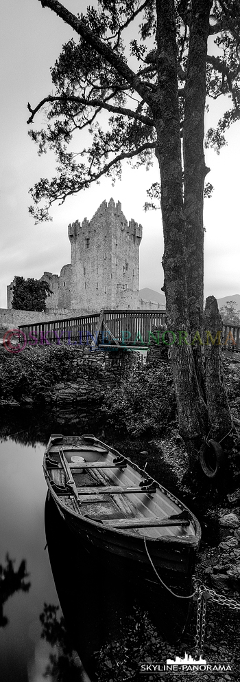 Ross Castle Killarney vertical