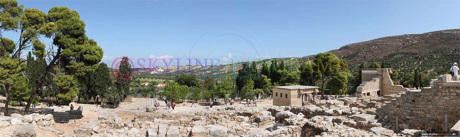 Königspalast Knossos