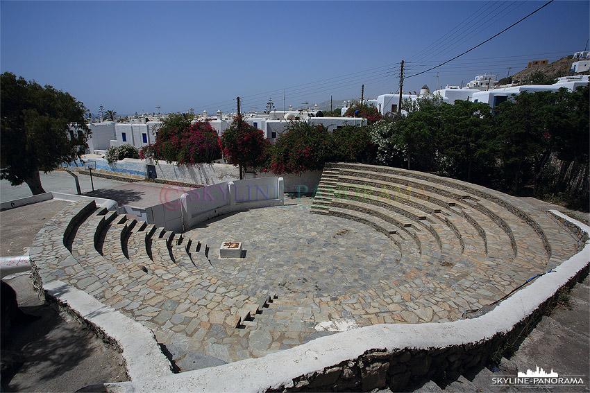 Amphitheater Mykonos