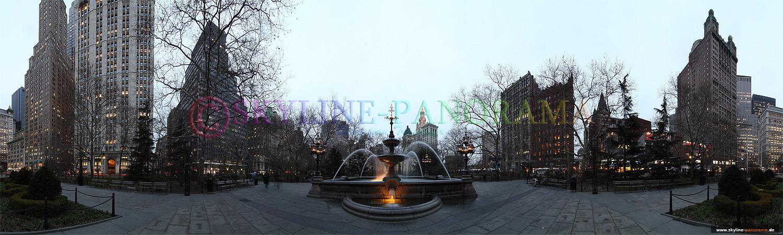City Hall Park Manhattan