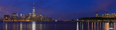 Skyline Panorama - New York City