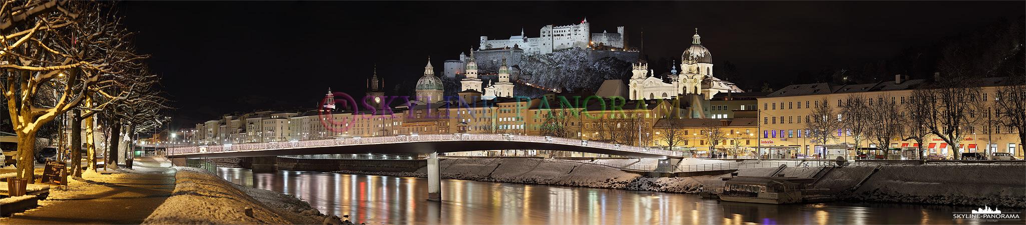 Panorama Bild Salzburg