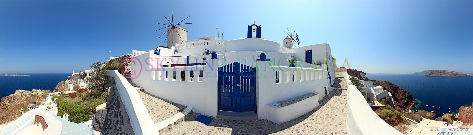Windmühlen von Griechenland