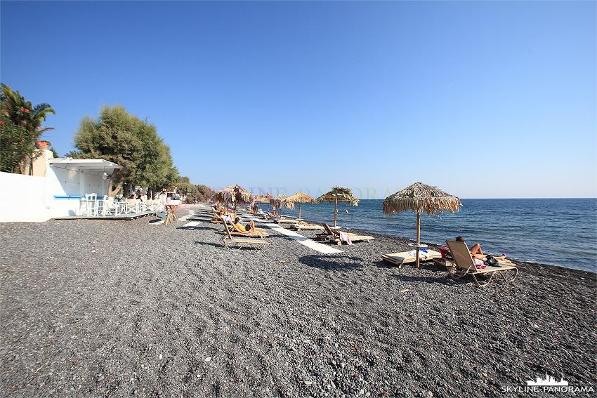 Perivolos Beach Hotels Santorini