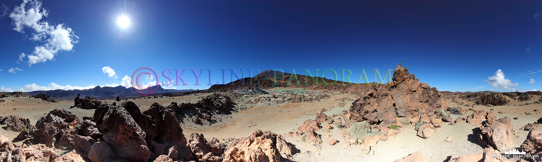 Aussichtspunkt - Minas de San José - Teide