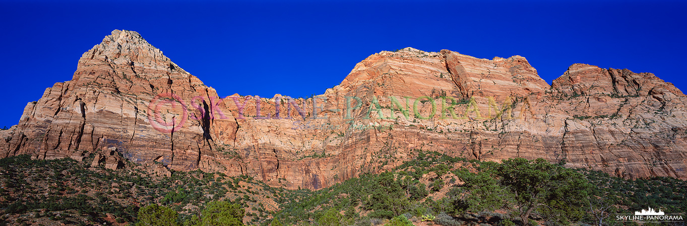 Zion Nationalpark Utah - Watchman View