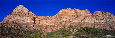 Zion Nationalpark Utah - Watchman View
