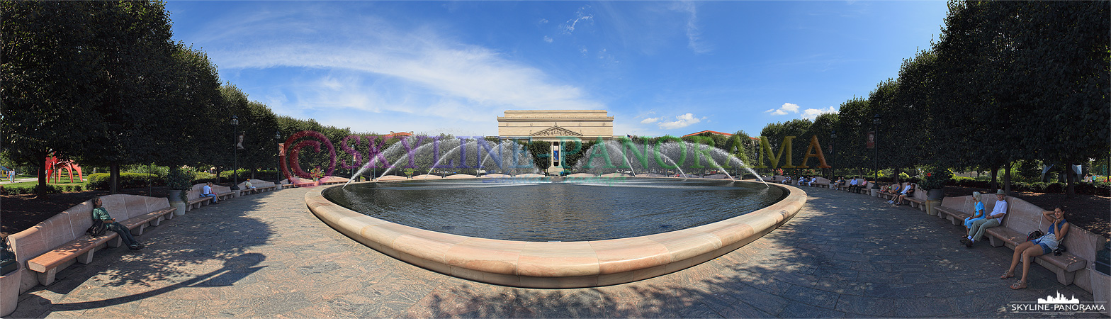 National Archivs - Sculpture Garden