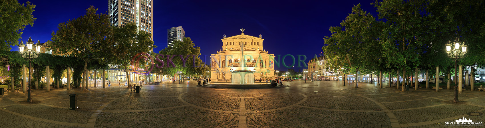Alte Oper - Frankfurt am Main