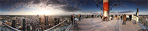 Frankfurt Maintower 360 Grad