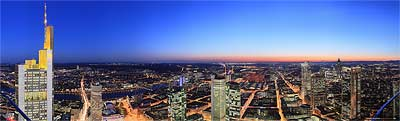 Frankfurt Maintower
