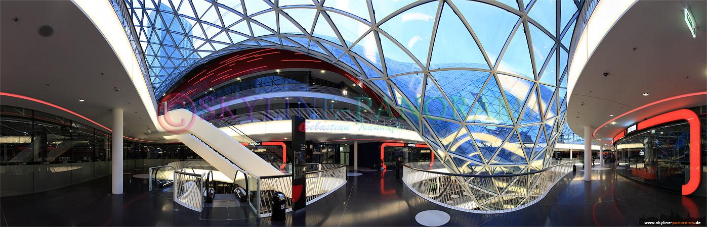 Einkaufszentrum MyZeil - Frankfurt