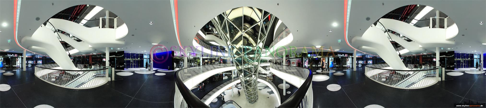 MyZeil Frankfurt - Einkaufmall
