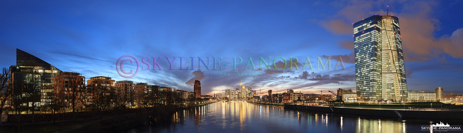 Aussichtspunkt auf die Skyline