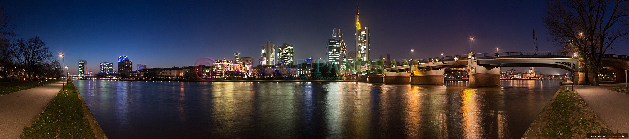 Untermainbrücke Frankfurt