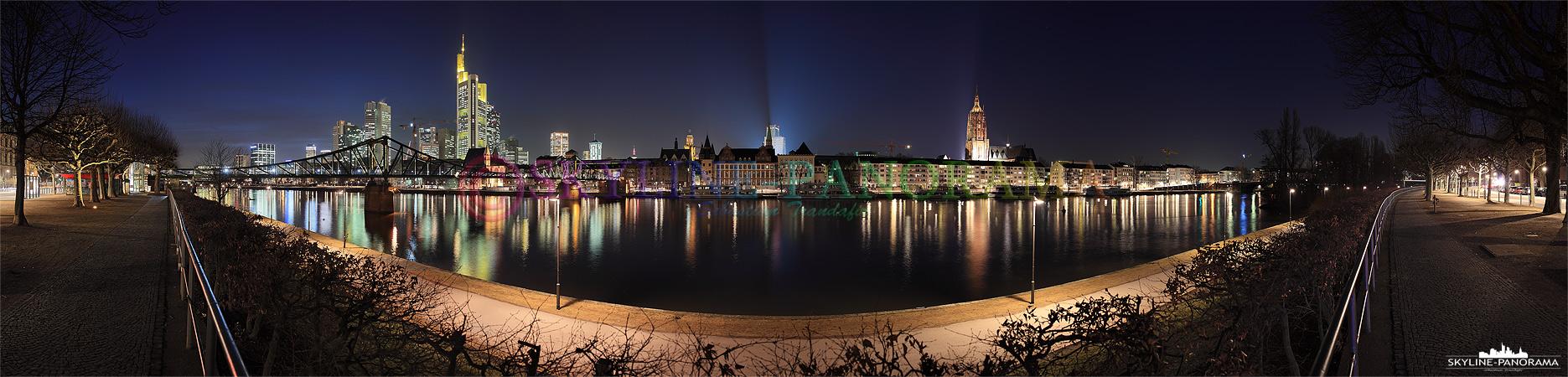 Frankfurt Nacht