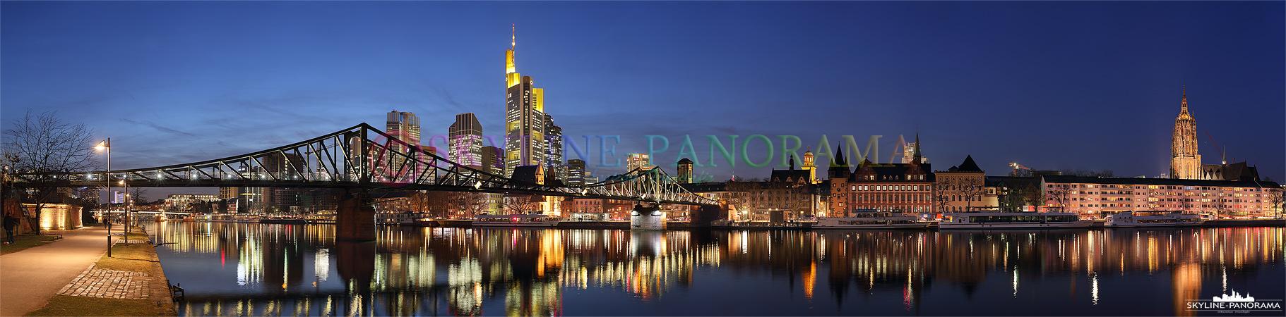 Frankfurt Skyline - 2015