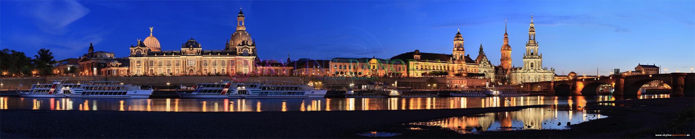 Verführerisch Skyline Dresden Sammlung Von