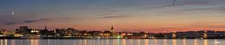 Panorama Mainz Germany