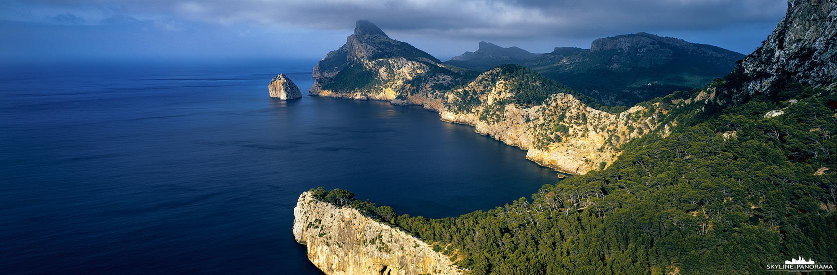 Cap de Formentor - Panorama Mallorca (p_01185)