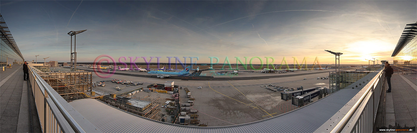 Besucherterasse FRA-Terminal 2