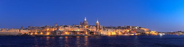 Bilder von Malta und Gozo als Panorama