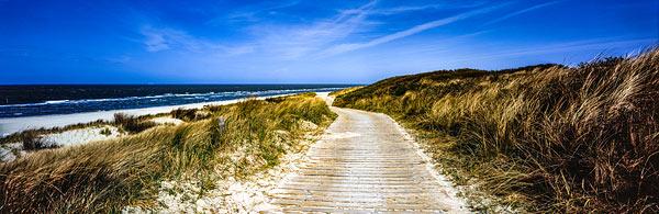 Bilder der Region Nordsee als Panorama