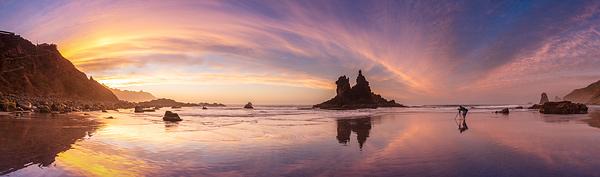 Bilder der Insel Teneriffa als Panorama