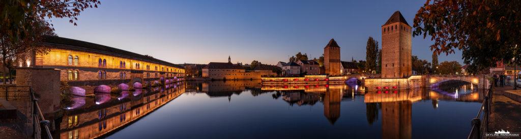 Straßburg Elsass - Sehenswürdigkeiten (p_01151)