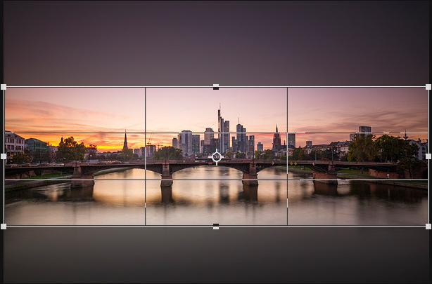 Skyline Frankfurt Einzelbild